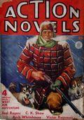 Action Novels (1928-1939 Fiction House) Pulp Vol. 4 #6