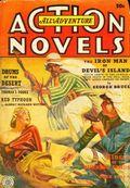 Action Novels (1928-1939 Fiction House) Pulp Vol. 5 #4