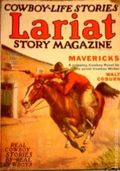 Lariat Story Magazine (1925-1951 Fiction House) Pulp Vol. 4 #4