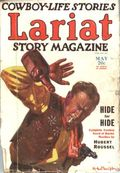 Lariat Story Magazine (1925-1951 Fiction House) Pulp Vol. 4 #5