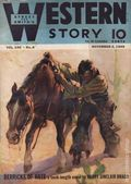 Western Story Magazine (1919-1949 Street & Smith) Pulp 1st Series Vol. 186 #4