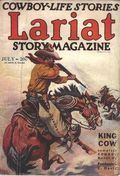 Lariat Story Magazine (1925-1951 Fiction House) Pulp Vol. 4 #7