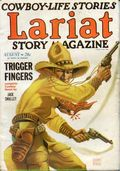 Lariat Story Magazine (1925-1951 Fiction House) Pulp Vol. 4 #8