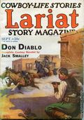 Lariat Story Magazine (1925-1951 Fiction House) Pulp Vol. 4 #9