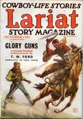 Lariat Story Magazine (1925-1951 Fiction House) Pulp Vol. 4 #10
