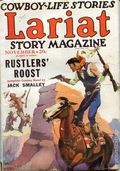 Lariat Story Magazine (1925-1951 Fiction House) Pulp Vol. 4 #11