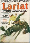 Lariat Story Magazine (1925-1951 Fiction House) Pulp Vol. 4 #12