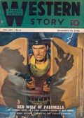 Western Story Magazine (1919-1949 Street & Smith) Pulp 1st Series Vol. 187 #2