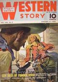 Western Story Magazine (1919-1949 Street & Smith) Pulp 1st Series Vol. 188 #2