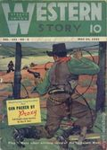 Western Story Magazine (1919-1949 Street & Smith) Pulp 1st Series Vol. 191 #3