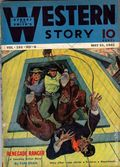 Western Story Magazine (1919-1949 Street & Smith) Pulp 1st Series Vol. 191 #4