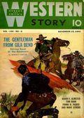 Western Story Magazine (1919-1949 Street & Smith) Pulp 1st Series Vol. 195 #4
