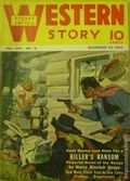Western Story Magazine (1919-1949 Street & Smith) Pulp 1st Series Vol. 195 #5