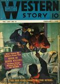 Western Story Magazine (1919-1949 Street & Smith) Pulp 1st Series Vol. 197 #4