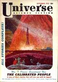 Universe Science Fiction (1953-1955 Palmer Publications) Pulp 2