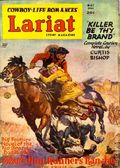 Lariat Story Magazine (1925-1951 Fiction House) Pulp Vol. 15 #1