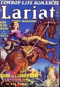 Lariat Story Magazine (1925-1951 Fiction House) Pulp Vol. 15 #3