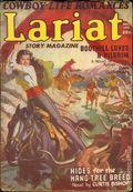 Lariat Story Magazine (1925-1951 Fiction House) Pulp Vol. 15 #4