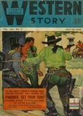 Western Story Magazine (1919-1949 Street & Smith) Pulp 1st Series Vol. 201 #3