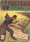 Western Story Magazine (1919-1949 Street & Smith) Pulp 1st Series Vol. 201 #4