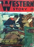 Western Story Magazine (1919-1949 Street & Smith) Pulp 1st Series Vol. 204 #1