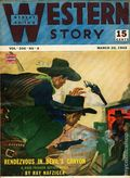 Western Story Magazine (1919-1949 Street & Smith) Pulp 1st Series Vol. 206 #4