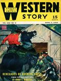 Western Story Magazine (1919-1949 Street & Smith) Pulp 1st Series Vol. 206 #5