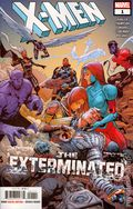 X-Men The Exterminated (2018 Marvel) 1A