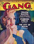 True Gang Life (1934-1939 Associated Authors) Pulp Vol. 1 #10