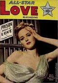 All Star Love Magazine (1941-1942 Frank A. Munsey) Pulp Vol. 1 #1