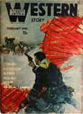 Western Story Magazine (1919-1949 Street & Smith) Pulp 1st Series Vol. 214 #4