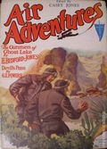 Air Adventures (1928-1929 Clayton Magazines) Pulp Vol. 1 #2