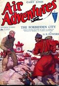 Air Adventures (1928-1929 Clayton Magazines) Pulp Vol. 1 #3