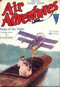 Air Adventures (1928-1929 Clayton Magazines) Pulp Vol. 2 #3