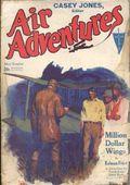 Air Adventures (1928-1929 Clayton Magazines) Pulp Vol. 2 #4