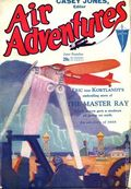 Air Adventures (1928-1929 Clayton Magazines) Pulp Vol. 3 #1