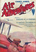 Air Adventures (1928-1929 Clayton Magazines) Pulp Vol. 3 #2