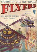 Flyers (1929-1930 Clayton Magazines) Pulp Vol. 5 #2