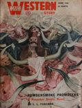 Western Story Magazine (1919-1949 Street & Smith) Pulp 1st Series Vol. 219 #2