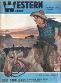 Western Story Magazine (1919-1949 Street & Smith) Pulp 1st Series Vol. 220 #1