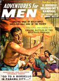 Adventures for Men (1959 Hanro Corp.) Vol. 4 #10