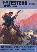 Western Story Magazine (1919-1949 Street & Smith) Pulp 1st Series Vol. 221 #2
