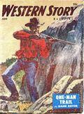 Western Story Magazine (1952-1954 Popular) 2nd Series Vol. 2 #1