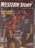 Western Story Magazine (1952-1954 Popular) 2nd Series Vol. 221 #6
