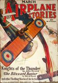 Airplane Stories (1929-1931 Ramer Reviews, Inc.) Pulp Vol. 1 #1