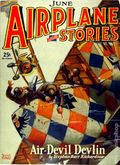 Airplane Stories (1929-1931 Ramer Reviews, Inc.) Pulp Vol. 1 #4