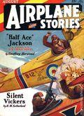 Airplane Stories (1929-1931 Ramer Reviews, Inc.) Pulp Vol. 1 #6