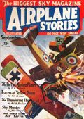 Airplane Stories (1929-1931 Ramer Reviews, Inc.) Pulp Vol. 2 #1