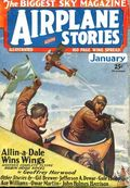 Airplane Stories (1929-1931 Ramer Reviews, Inc.) Pulp Vol. 2 #3