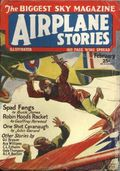 Airplane Stories (1929-1931 Ramer Reviews, Inc.) Pulp Vol. 2 #4